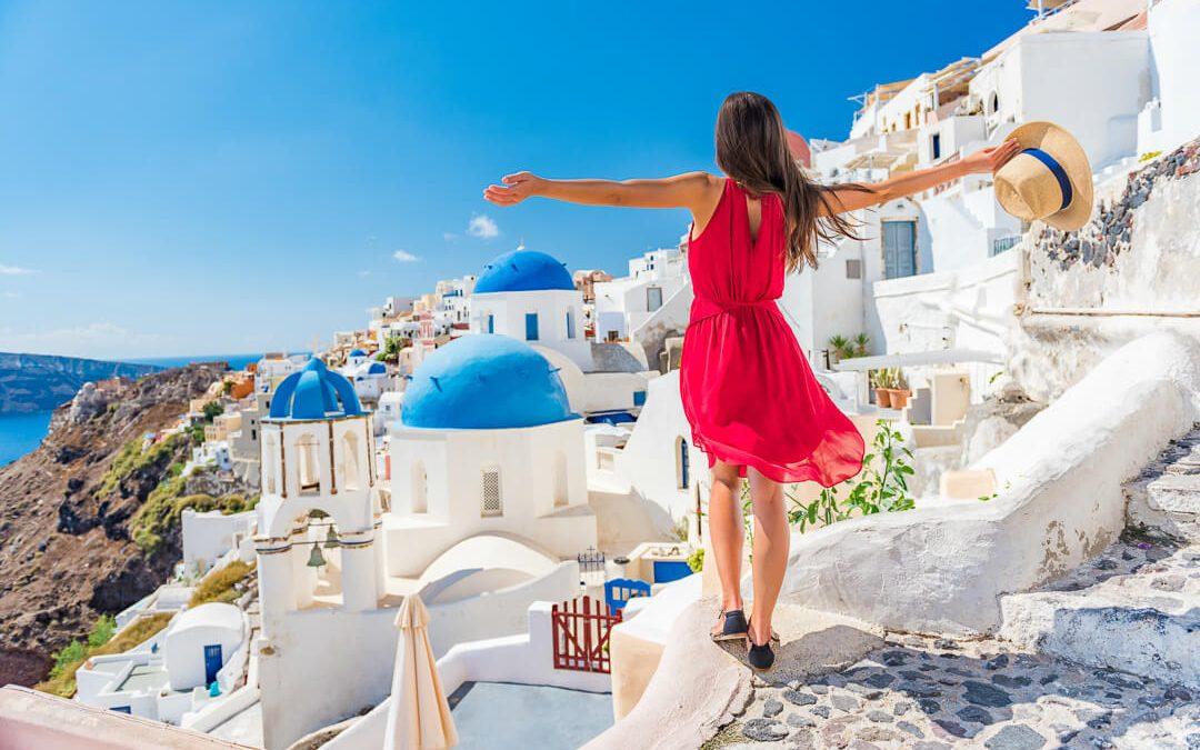 Греция: Ладони Эллады и отдых на острове Санторини (9/8)