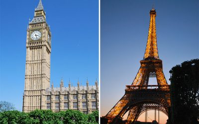 Париж — Лондон