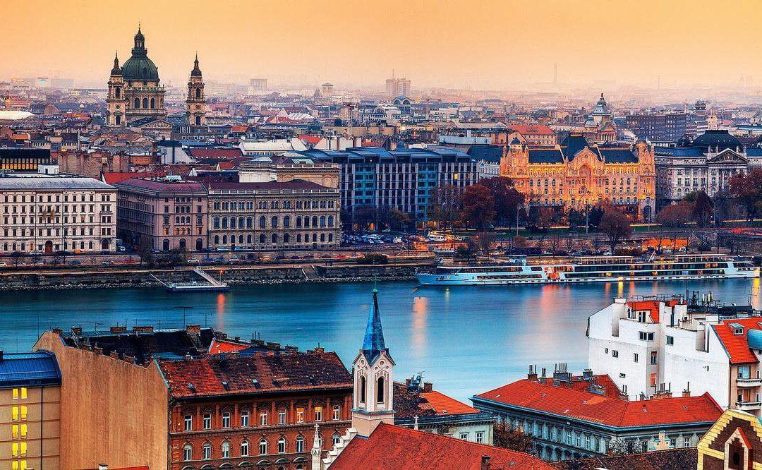 Прага — Вена — Будапешт — Братислава — Прага