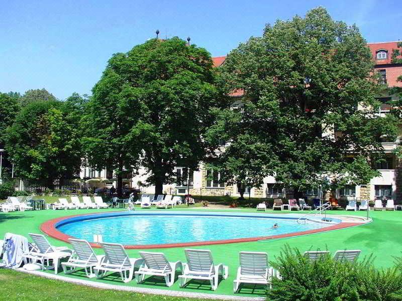 Пьештяны — термальный курорт Словакии
