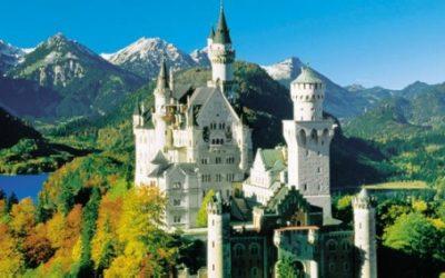 Север Италии, Швейцария и Лихтенштейн