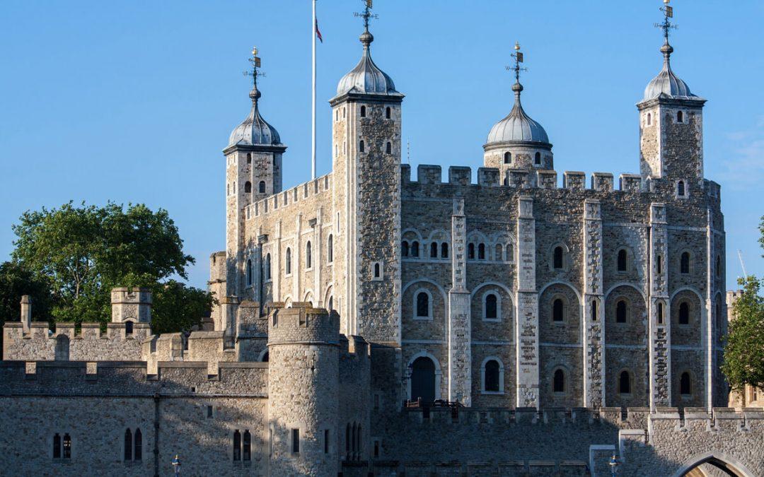 Великобритания, Лондон: Дворцы и Замки