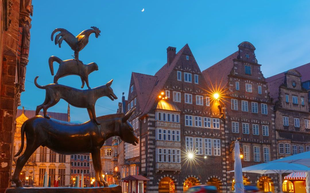 Западная Германия - экскурсии с вылетом из Торонто