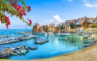 Италия: Сицилия — королева трех морей 9 дней — 8 ночей