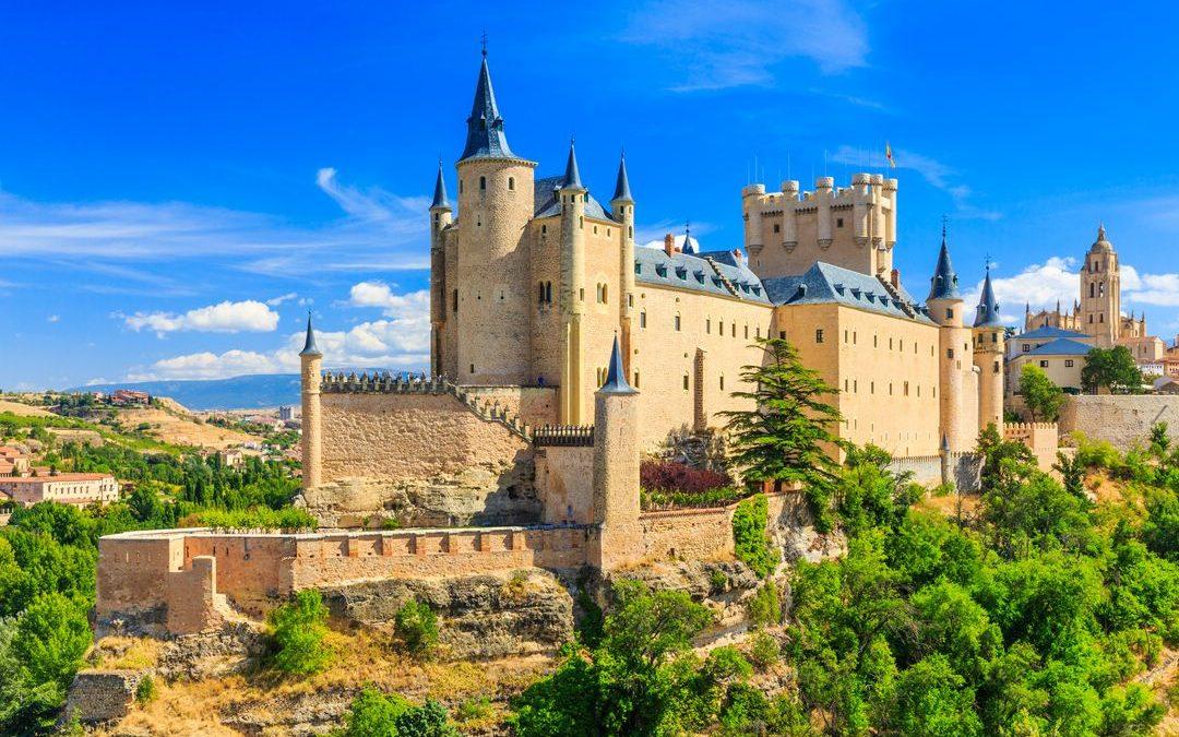 Авторский тур: Короли и замки Испании (8дн/7н)