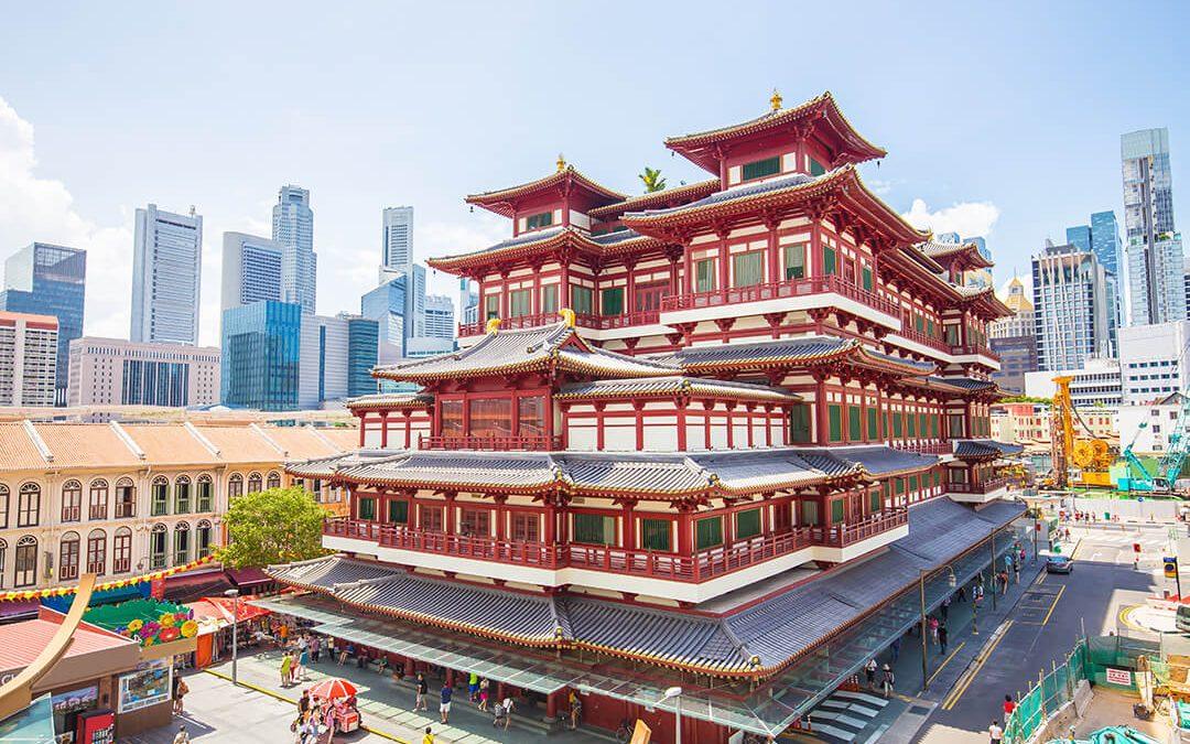 Путешествуем в Азию с комфортом! Сингапур-Тайланд-Камбоджия-Малайзия