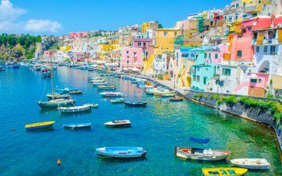 Звезды Итальянского Юга: от Адриатического до Тирренского морей 9 дней — 8 ночей