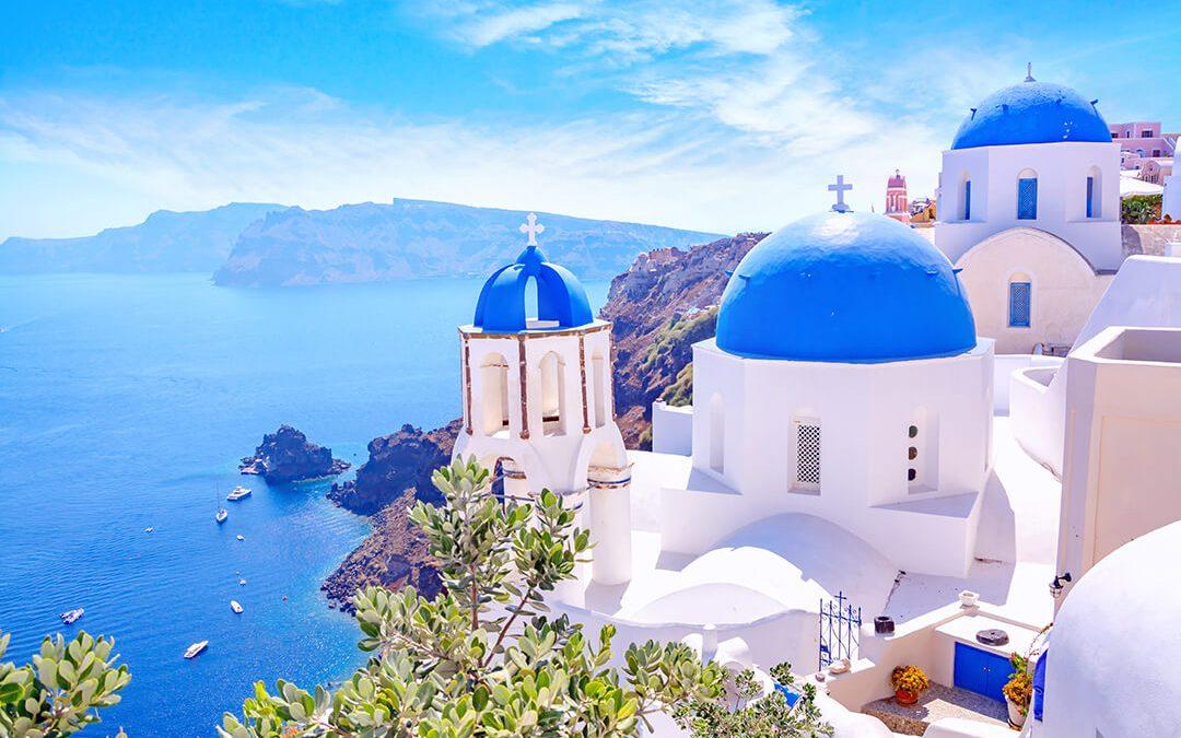 Tour 25: Ладони Эллады и отдых на острове Санторини (12/11)