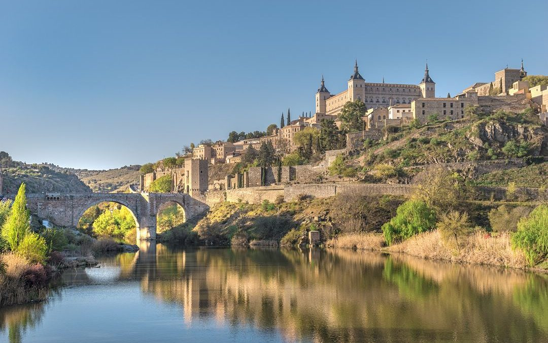 Экскурсии в Барселона, Сарагоса, Мадрид,Толедо, Кордова, Гранада, Севилья, Валенсия