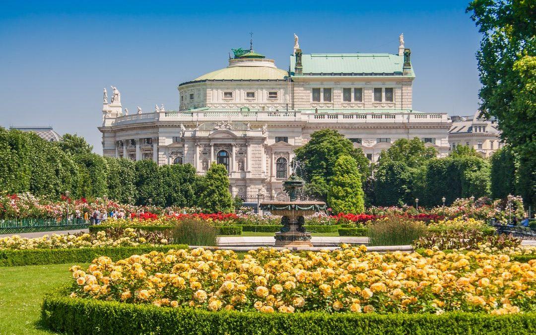 В Европу из Канады - Мюнхен, Вена, Зальцбург и Будапешт