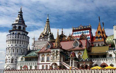 Тур «Великие города России» Москва — Санкт-Петербург (11 дней)