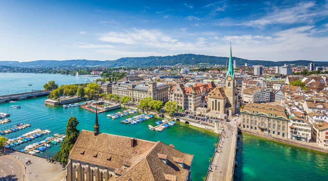 Автобусный тур в Европу - Италия, Швейцария, Лихтенштейн