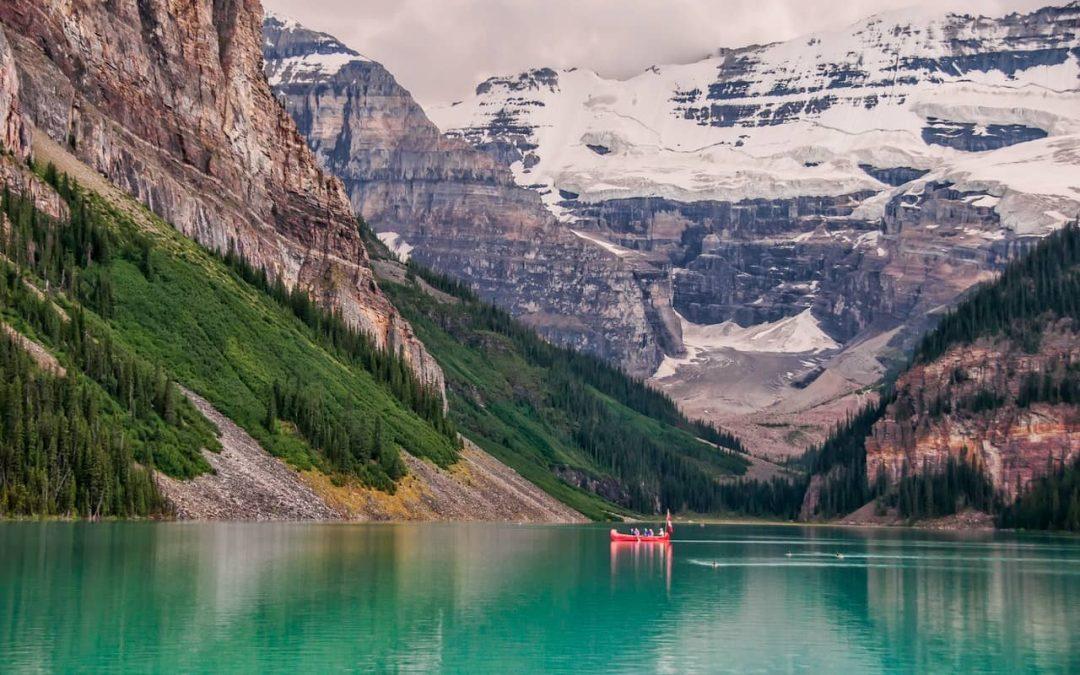 Канадские скалистые горы национальные парки (c 25 июня по 03 июля, 2021)