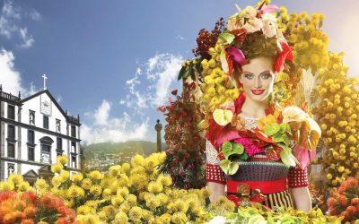 Праздник Цветов на Мадейре