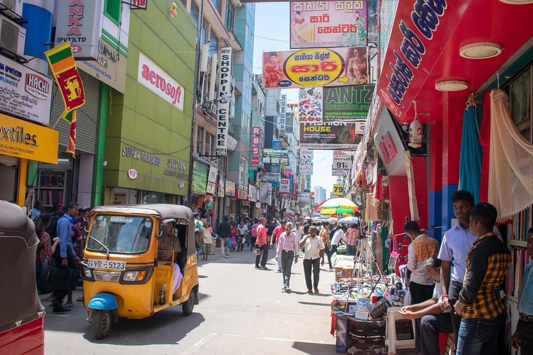 Туры на Шри-Ланку из Торонто. Экскурсии в Коломбо