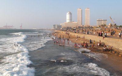 Столица Шри-Ланки — Коломбо