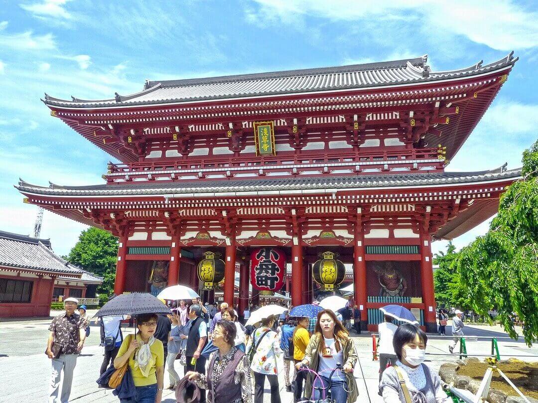 Туры в Японию из Канады. Вылет из Торонто