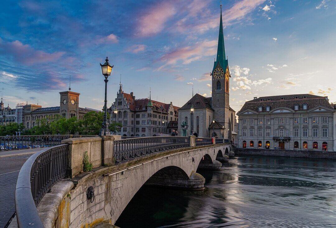 Страны Европы экскурсионные туры из Канады